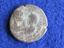 ROMAN coin Dual facing busts Severus Alexander / Julia Maesa 222-235 A.D.