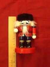 "6"" Wooden Nutcracker Figure, Decoration"