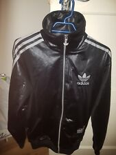 ADIDAS CHILE 62 BLACK EDITION JACKET SMALL