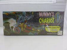 Polar Lights MUMMY'S CHARIOT Plastic Model Kit l# 5004 SEALED 1995