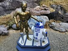 Star wars applause C3PO and R2D2 figure
