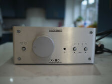 More details for musical fidelity amp x-80-nad c540 cd player-acoustic energy aegis one speakers