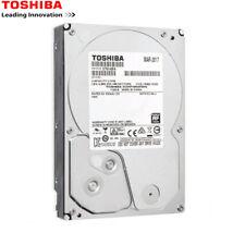 Toshiba 3.5'' 2TB HDD Sata III Internal Hard Disk Drive 7200RPM 32MB High Speed