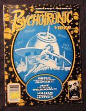1995 PSYCHOTRONIC Video Magazine #20 FN+ Bruce Glover