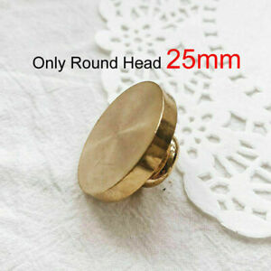 Round/Square Seal Wax Stamp Copper Head Universal Wooden Handle DIY Sealing Tool