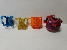 Vintage HE-MAN Masters of The Universe MOTU Battle Armor Accessory Lot