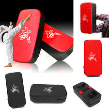 New Muay Thai MMA  Boxing Kick Punching Bag Pad Foot Target Training Martial