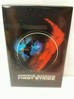 Jackie Chan's First Strike 1996 Movie Promo Promotional Pinback Pin Button