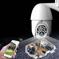 1080P Wifi Caméra de Surveillance Sans fil Vision Nuit Sécurité Extérieur IP66