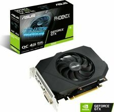 Grafikkarte ASUS Phoenix NVIDIA GeForce GTX 1650 OC 4GB GDDR6 HDMI DVI DP PCIe