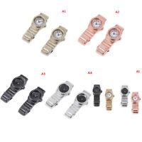 Reloj miniatura para accesorios de juguete de muebles de decoración casa muñecas