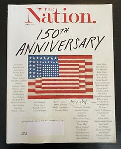 The Nation Magazine April 2015 150th Anniversary Special Issue