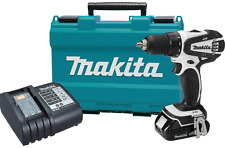 Makita XFD01WSP-R LXT Compacto de iones de litio 18V 1/2 en. Kit de controlador de Taladro inalámbrico
