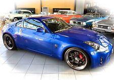 *EYE-CATCHER* Nissan 350 Z V6 Sport Coupe Schmidt Design-Rad im Oldtimer Museum