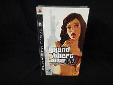 Grand Theft Auto IV Special Edition (PlayStation 3, 2008) Brand New Sealed