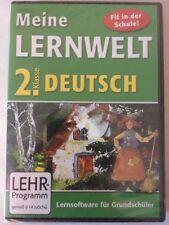 Lernsoftware Grundschule 2. Klasse Neu In OVP