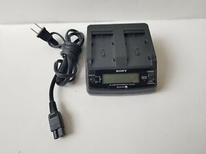Sony Camera Twin Charger For L-Series Batteries AC-VQ1050 for SONY BATTERIES