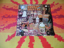 ♫♫♫ COOKIN´ WITH COUNTRY, Campbell, Dudley, Wanda Jackson etc. - 2LP sealed ♫♫♫