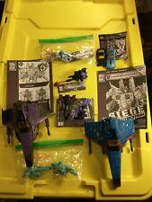 Transformers siege war for cybertron lot,  Hotlink and Thundercracker + battle m