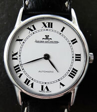 Jaeger LeCoultre ultra thin 5001.42 kal.900 vintage Automatic luxury watch 1980
