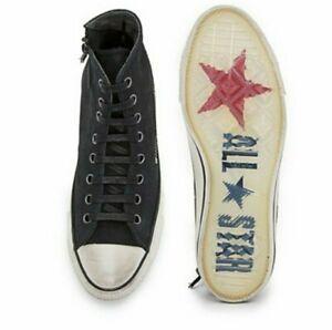Converse by John Varvatos Chuck Taylor All Star Tornado Zip High Top Sneakers.