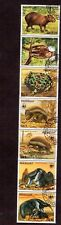 Paraguay WWF World Wildlife Fund Stamps # 2139  CTO  Fauna Endangered Animals