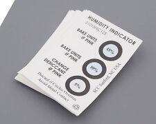 25pcs - Humidity Indicator Cards - 5-10-15% 3 Spot Reusable