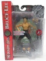 Art Asylum - The Dragon Lives Brave Little Dragon - Bruce Lee Action Figure
