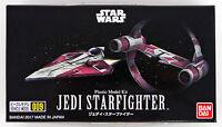 Bandai Star Wars Vehicle Model 009 Jedi Star Fighter kit 163831