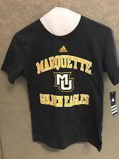 NCAA Marquette Golden Eagles Adidas Boys Medium/M 10-12 T-shirt