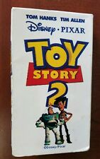 THE RAREST COPY OF TOY STORY 2 VHS YOU WILL EVER FIND