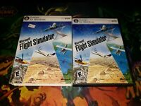 PC Microsoft Flight Simulator X 2006 COMPLETE Slipcase MINT WITH CD KEY MUST SEE