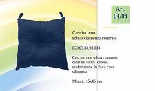 ART. 04/04 - CUSCINO ANTIDECUBITO CON SCHIACCIAMENTO CENTRALE - ERREGI