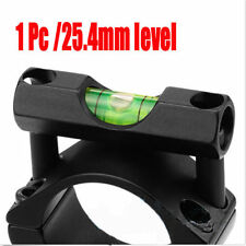 "HOT Alloy Rifle Scope Laser Bubble Spirit Level for 25.4mm/1"" Ring Mount Holder"