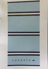 "Lacoste Kaaloa Cotton 36"" X 72"" Beach Towel"