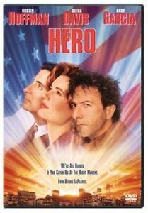 Brand New WS DVD Hero Dustin Hoffman Geena Davis Andy Garcia Joan Cusack