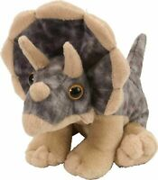 12 inch Dinosaur Stuffed Animal  Triceratops Plush Toy Kids Toddlers Gifts