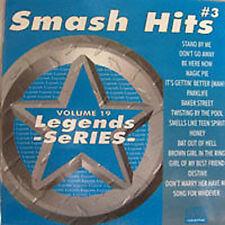 Smash Hits  Karaoke Legends Disc  Leg19