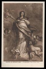 antica cartolina IMMACOLATA-DUOMO DI RAGUSA IBLA