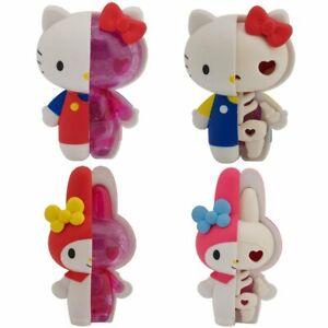 Sanrio Kaitai Fantasy Figures: Hello Kitty & My Melody [Collectible Toy 4 Pack]