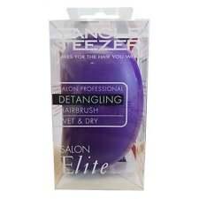 Tangle Teezer Salón élite Desenredador Cepillo de pelo-Purple Crush-Nuevo-UK