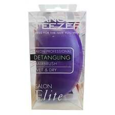 Tangle Teezer Salon Elite Detangling Hair Brush - Purple Crush - NEW - UK