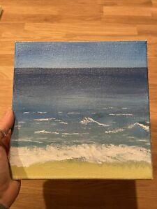 Quadro Mare 2 Dipinto A Mano
