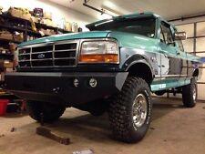 Front Winch Bumper 92-96 F150 F250 F350 Bronco 92-96 Fully Adjustable 🇱🇷 SALE