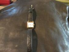 Fabulous Vintage Quality Ladies OMEGA Geneve Square Dial Watch