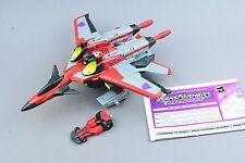 Transformers Armada Starscream Complete Max-Cons Swindle 2002