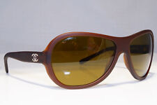 CHANEL Womens Designer Sunglasses Brown Butterfly 5093 538/73 20301