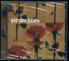 FRANCO BATTIATO FLEURS CD NUOVO SIGILLATO!!!