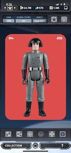 Topps Star Wars Digital Card Trader Red Out Of The Box Imperial Trooper Insert