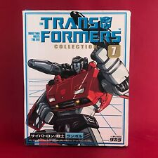Transformers Takara Collection 7 - 2003 Reissue - Sideswipe - Good Condition